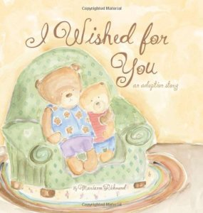 Book I Wished for You